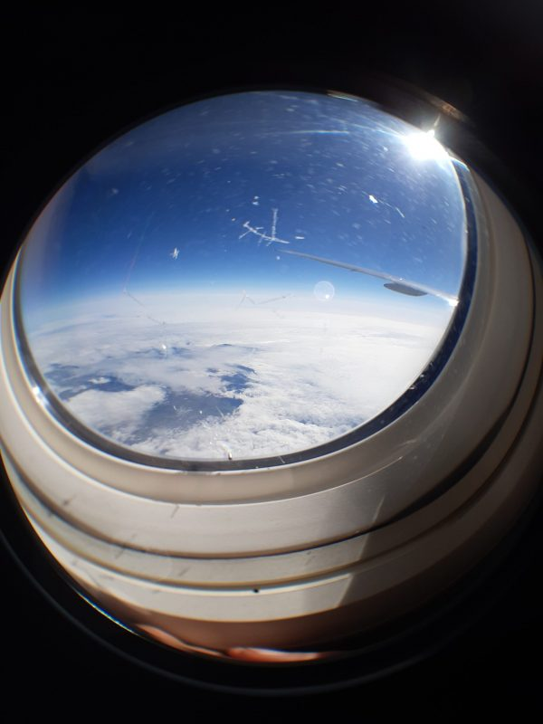 vue des nuages